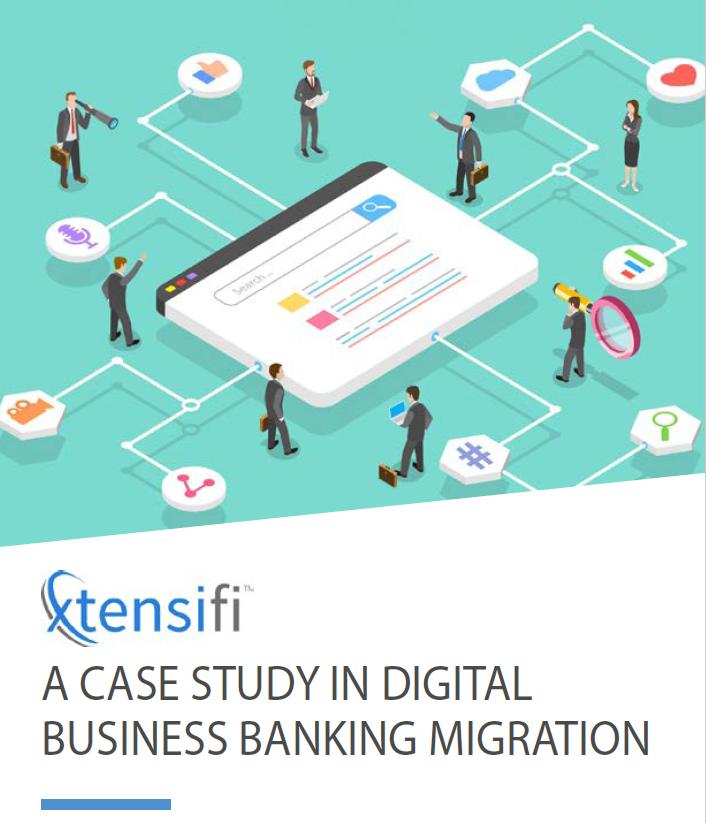 Digital Business Banking Migration